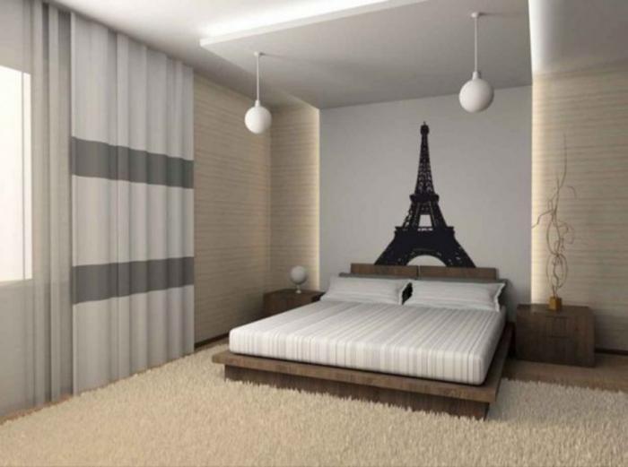 дизайн спальных комнат в картинках