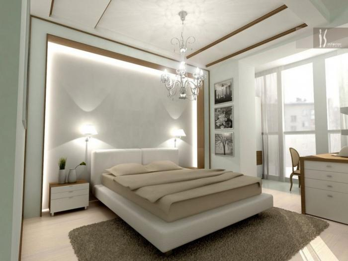 Дизайн спальни - фото 5