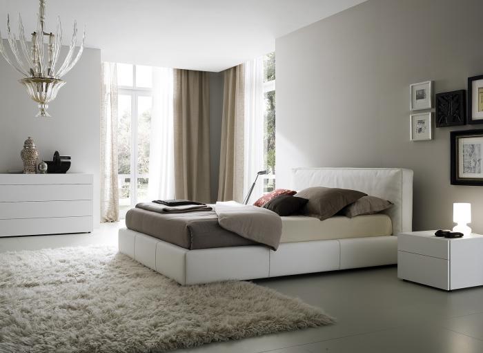 Шторы для мужской спальни