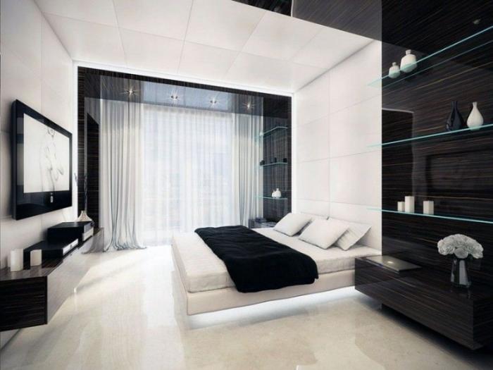 Шторы для спальни 3