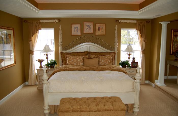 Спальня в стиле прованс 2