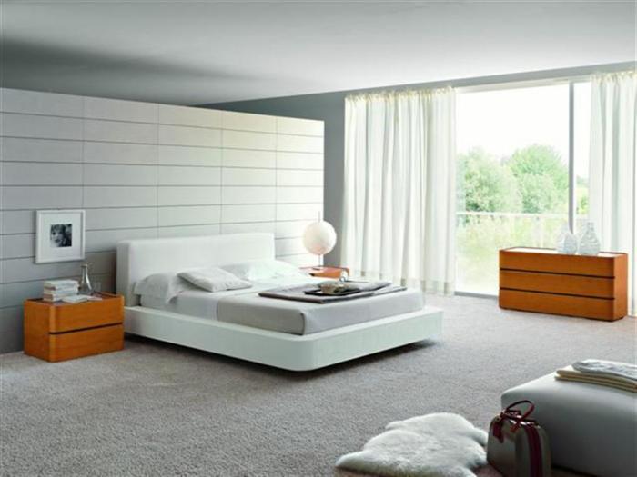 Спальня в стиле минимализм 5