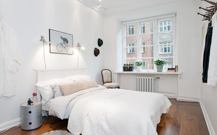 Спальня в классическом стиле 5