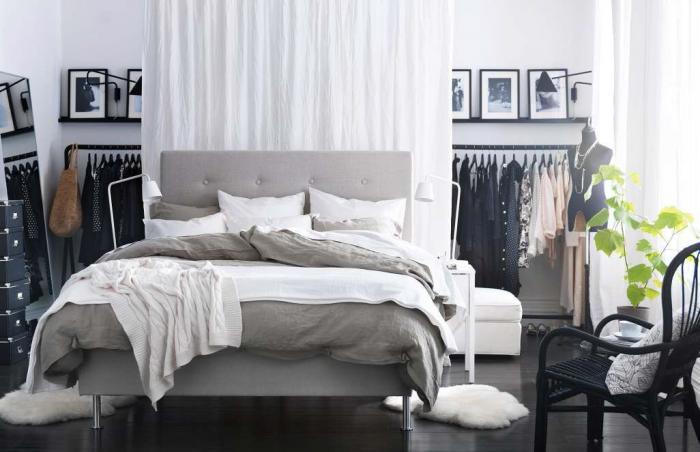 Фото дизайна спальни маленького размера