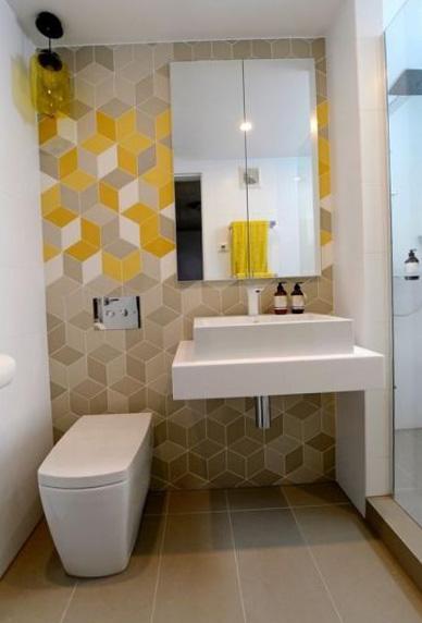 Дизайн туалета 2 кв. м