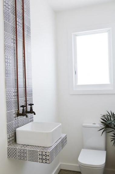 Фото дизайна туалета 6