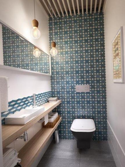 Цветовое решение для дизайна туалета 19
