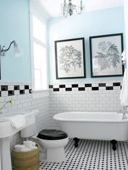 Цветовое решение для дизайна туалета 11