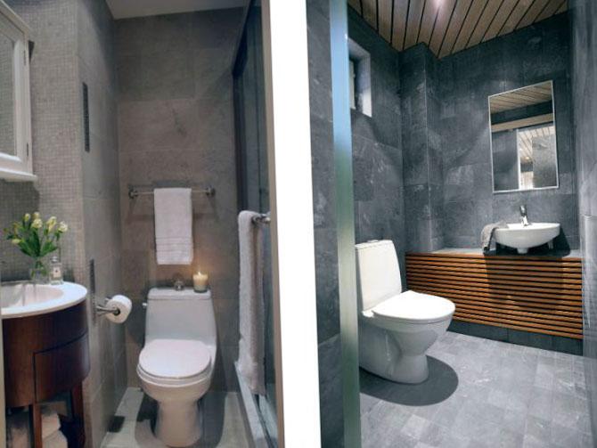 Дизайн туалета 2 кв. м - 2