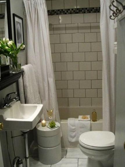 Фото интерьера туалета 12