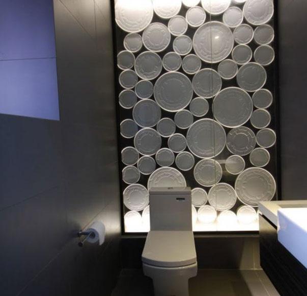 Освещение для туалета 2