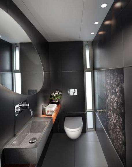 Освещение для туалета 3