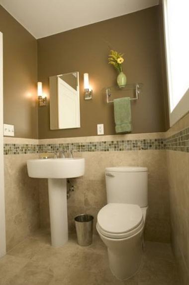 Освещение для туалета 4