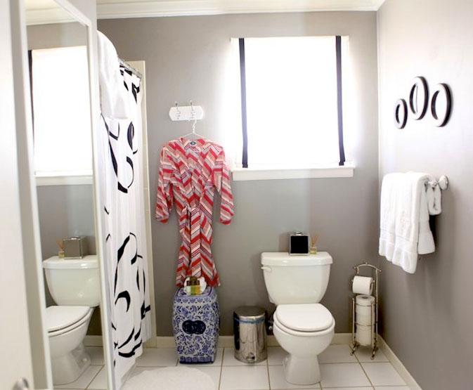 Фото интерьера туалета 2