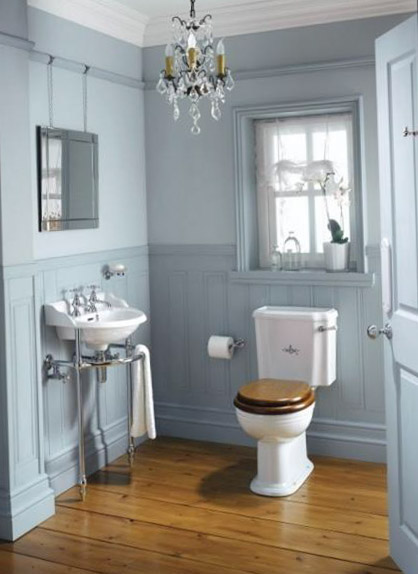 Фото интерьера туалета 4