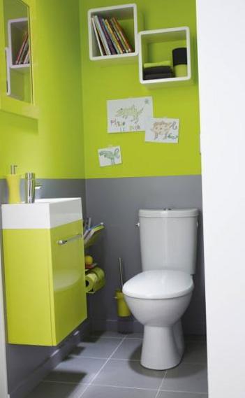 Цветовое решение для дизайна туалета 6