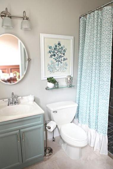 Фото интерьера туалета 6