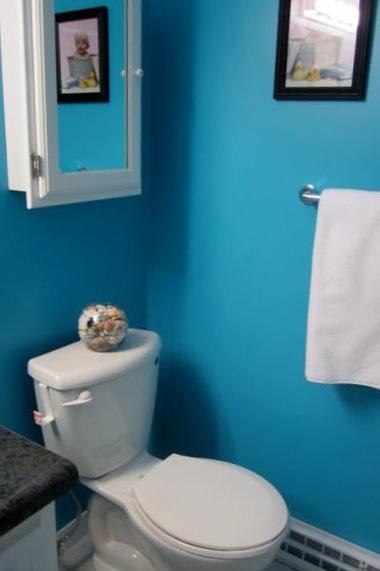 Цветовое решение для дизайна туалета 9