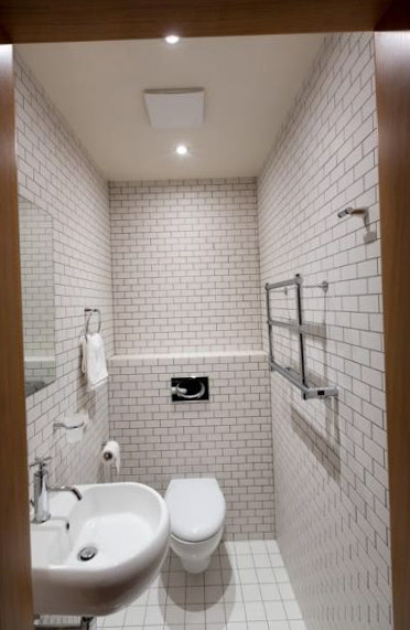 Фото интерьера туалета 7