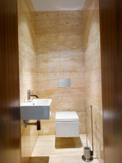 Фото интерьера туалета 8