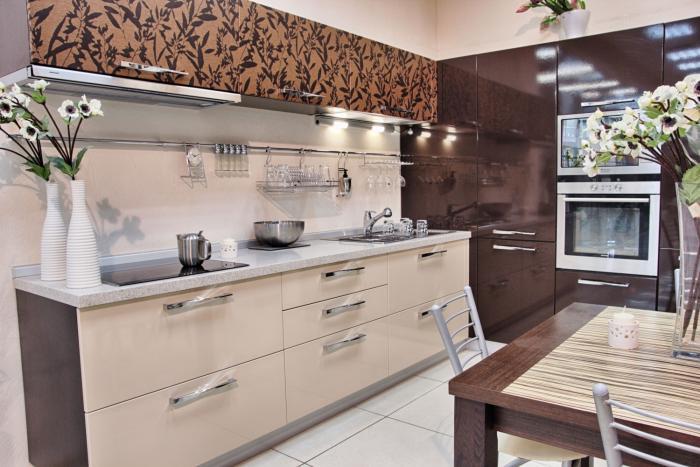 кухни в стиле модерн угловые фото