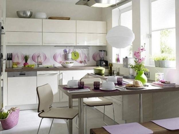 Стол для угловой кухни
