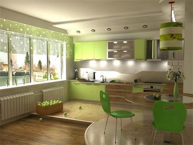 Дизайн кухни 18 кв м угловые 29