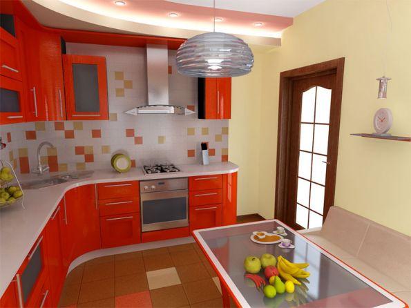 Дизайн кухонь 10 кв м фото
