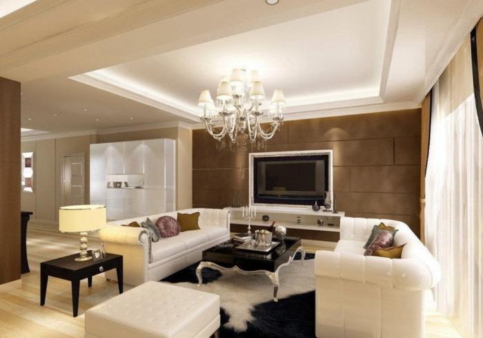 Дизайн зала: лучшие идеи интерьера для ...