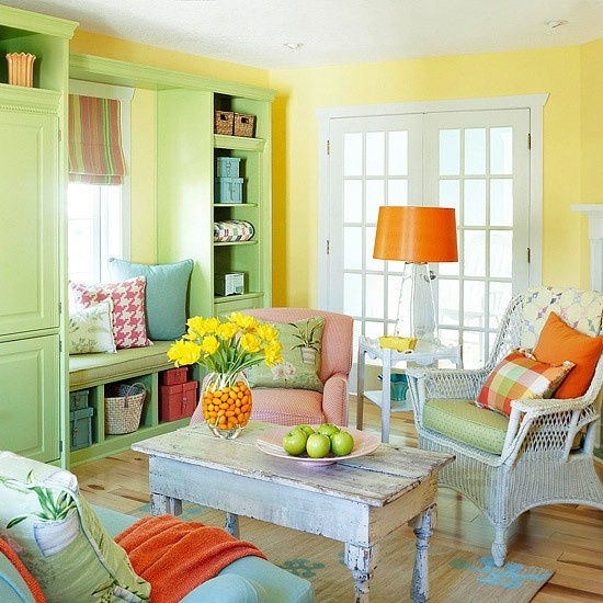 Фото дизайна зала в однокомнатной квартире
