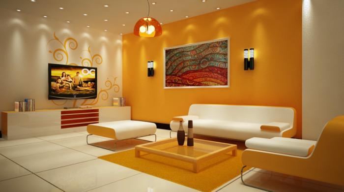 Идеи для дизайна зала