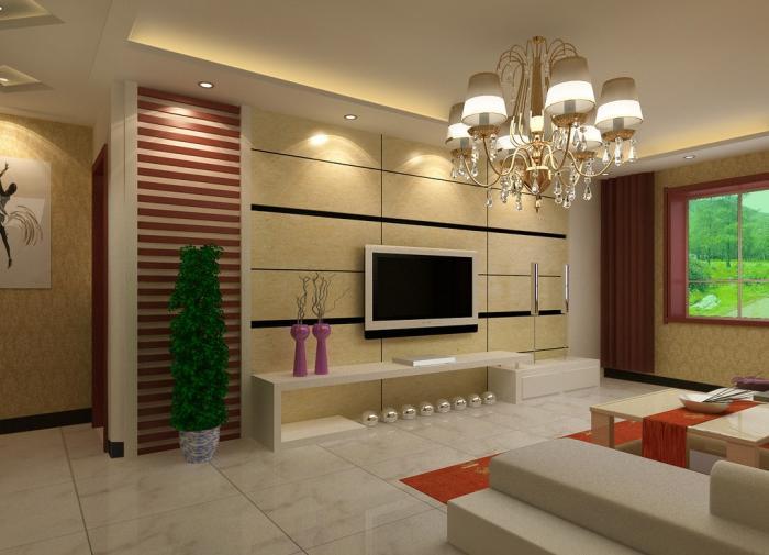Идеи для дизайна зала 2
