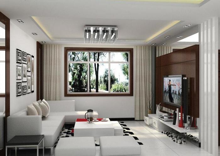 Идеи для дизайна зала 3