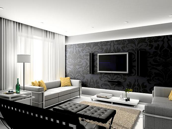 Идеи для дизайна зала 4