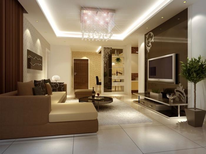 Идеи для дизайна зала 5