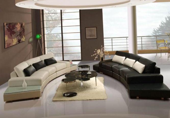 Дизайн интерьера гостиной 2