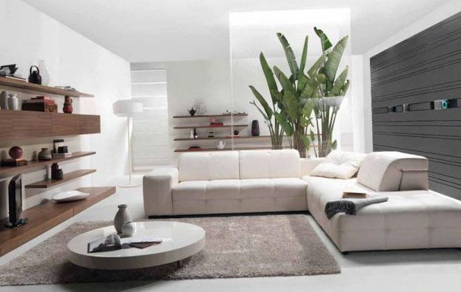 Дизайн интерьера зала 2