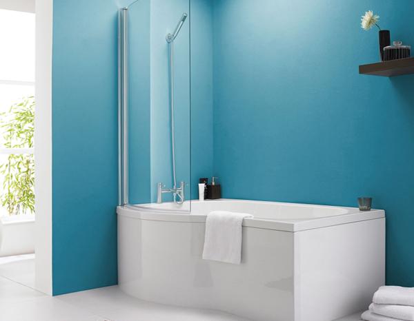 Душ с ванной - 2