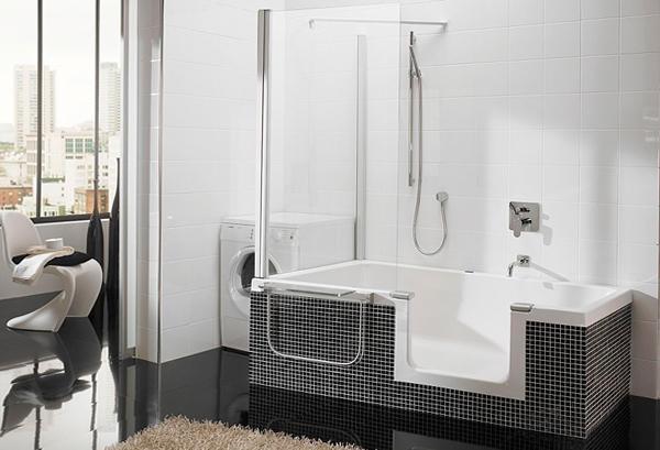 Душ с ванной - 4