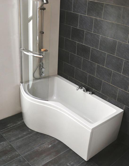Душ с ванной - 5