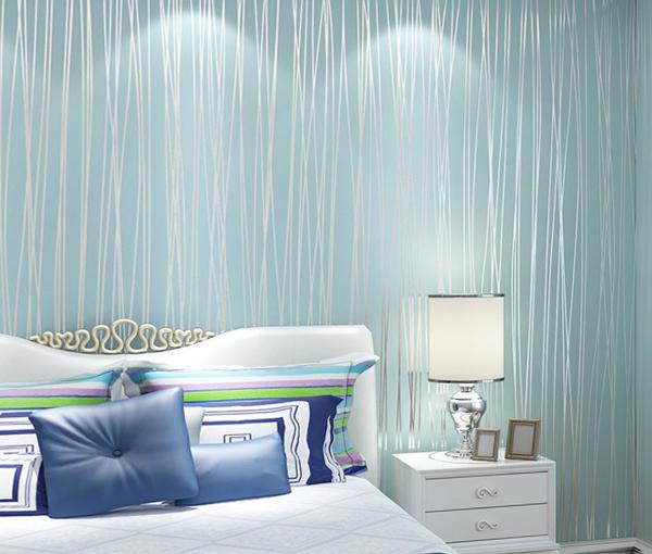Спальня (флизелиновые обои) - 2