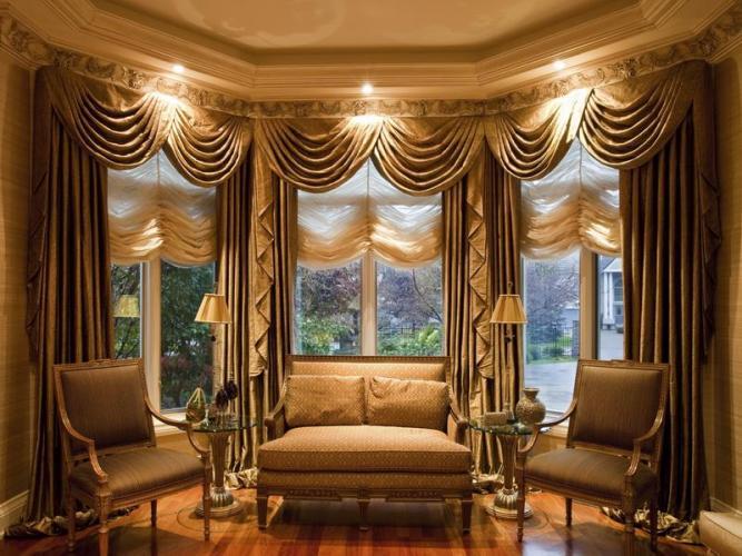 Дизайн штор - 50 фото штор, выбираем оригинальные шторы для комнаты
