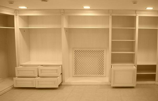 Гардеробная комната (материалы) – 3