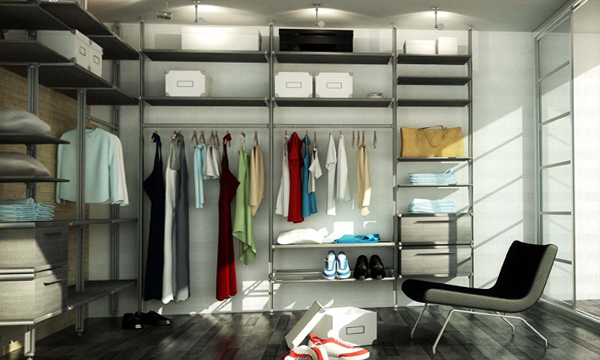 Гардеробная комната (мебель) – 4
