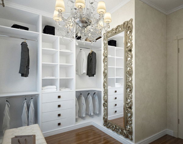 Гардеробная комната (стиль) – 1