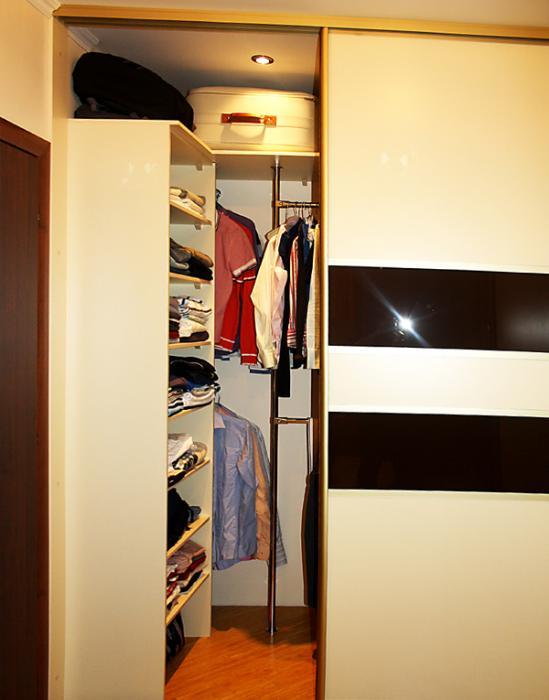 Гардеробная комната (в квартире) – 1