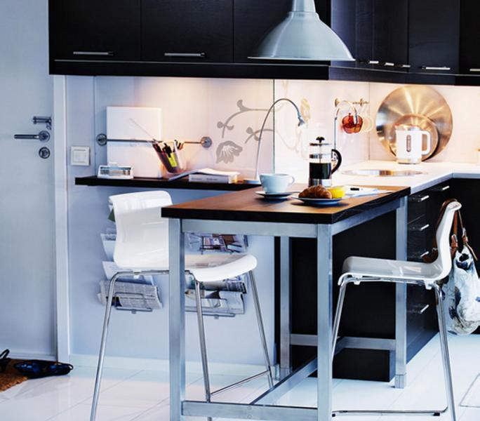 Примеры оформления комнаты с помощью мебели от Икеа 5