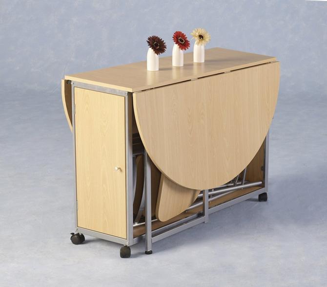 Стол-трансформер от Икеа 05