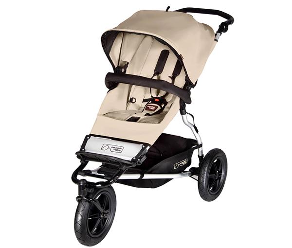 Трехколесная коляска для новорожденных - 1