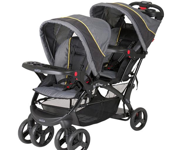Коляска для двух новорожденных - 5